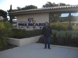 Paul Ricard Testing(2008)